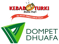 zahir accounting software used by large companies kebab turki baba rafi and dompet dhuafa