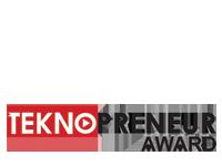 First Winner of Teknopreneur Award 2008