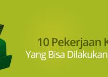 10 perkerjaan kantor yang bisa di bawa ke rumah