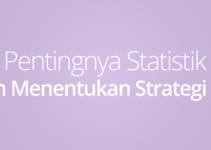 statistik strategi bisnis