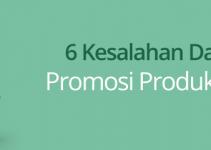 promosi produk