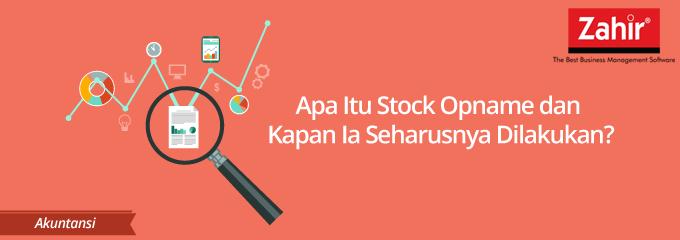 stock opname