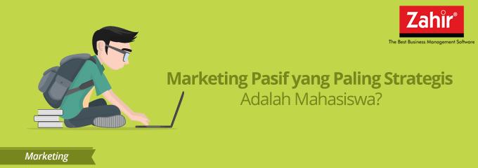 Marketing pasif