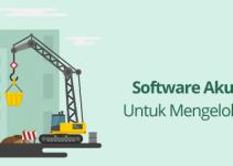 Software akuntansi untuk mengelola proyek