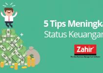 5 Tips Meningkatkan Status Keuangan Anda
