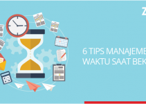 6 tips manajemen waktu saat bekerja