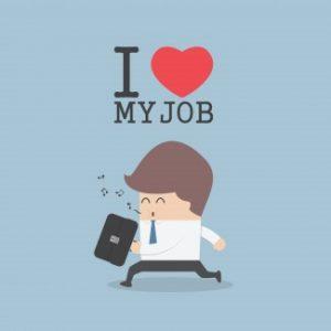 Mencintai Pekerjaan dengan Melakukan Hal yang Dapat Menambah Rasa Percaya Diri
