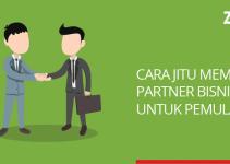cara jitu memilih partner bisnis utk pemula