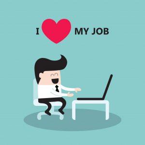 Mencintai Pekerjaan Anda dengan Menyadari bahwa Anda adalah Orang yang Beruntung