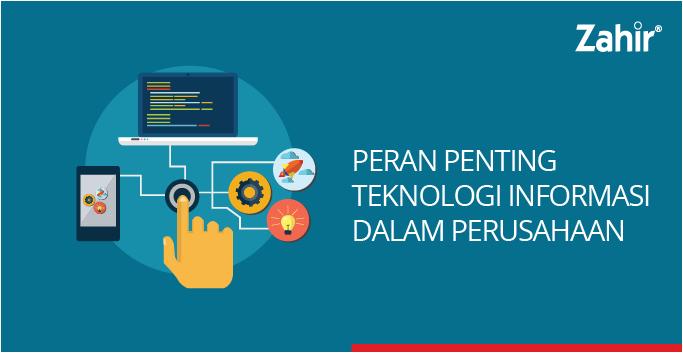 peran penting teknologi informasi