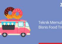 teknik memulai bisnis food truck