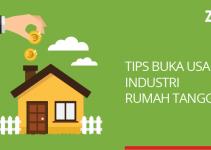 tips buka usaha Industri Rumah Tangga
