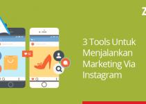 3 tools marketing via instagram