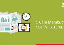 5 Cara Membuat SOP yang Tepat