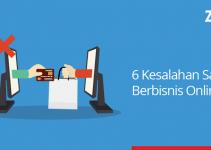 6 kesalahan saat berbisnis online