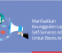 keunggulan layanan self services ad twitter