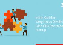 keahlian yang harus dimiliki oleh CEO Perusahaan Startup