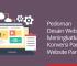 pedoman desain web part 1