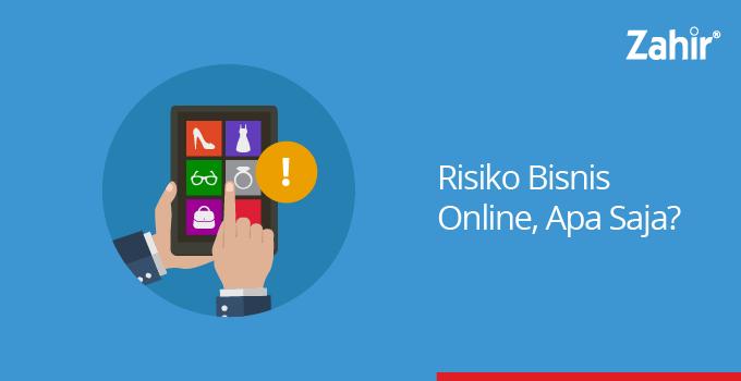 resiko bisnis online apa saja