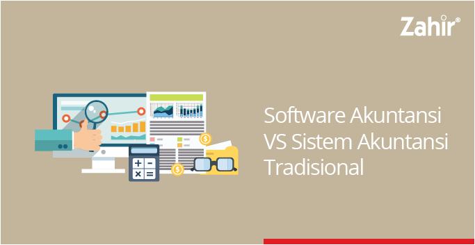 software akuntansi vs tradisional