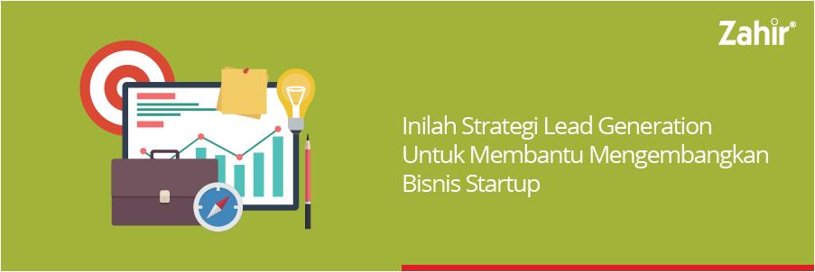 strategi lead generation utk mengembgkan bisnis