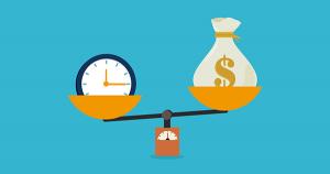Seorang wirausahawan selalu berpendapat bahwa waktu adalah uang!