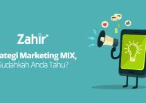 Strategi Marketing MIX, Sudahkah Anda Tahu?