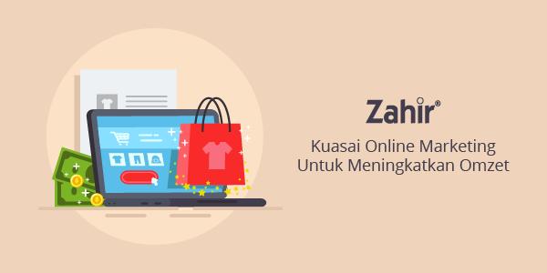 Kuasai Online Marketing Untuk Meningkatkan Omset