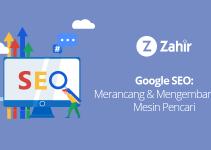 Google SEO: Merancang & Mengembangkan Mesin Pencari
