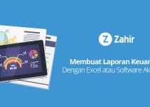 Membuat Laporan Keuangan Dengan Excel atau Software Akuntansi