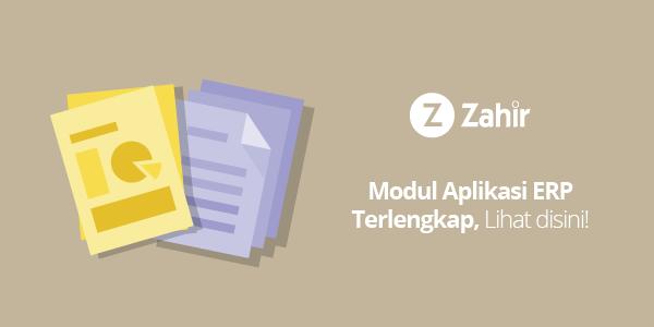 Modul aplikasi ERP Terlengkap, Lihat disini!