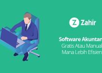 Software Akuntansi Gratis Atau Manual? Mana Lebih Efisien?