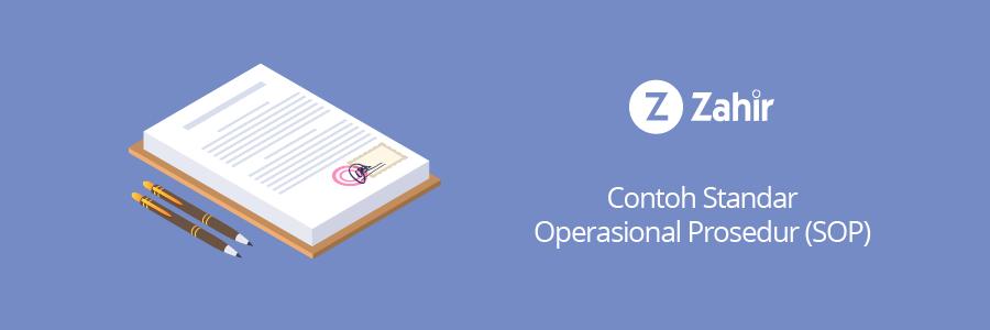 Contoh Standar Operasional Prosedur (SOP)
