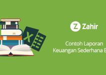 Contoh Laporan Keuangan Sederhana Excel