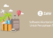 Software Akuntansi Online Untuk Perusahaan Travel