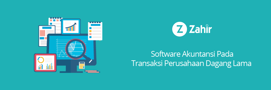 Software Akuntansi Pada Transaksi Perusahaan Dagang Lama