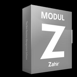 box modul zahir
