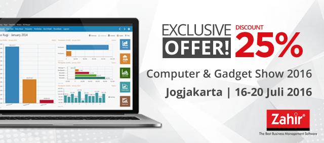 Software Akuntansi Zahir Accounting Computer Gadget Show