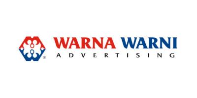 Warna Warni Advertising pakai software akuntansi zahir