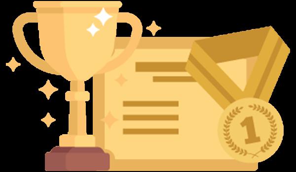 Telah Meraih Berbagai Penghargaan