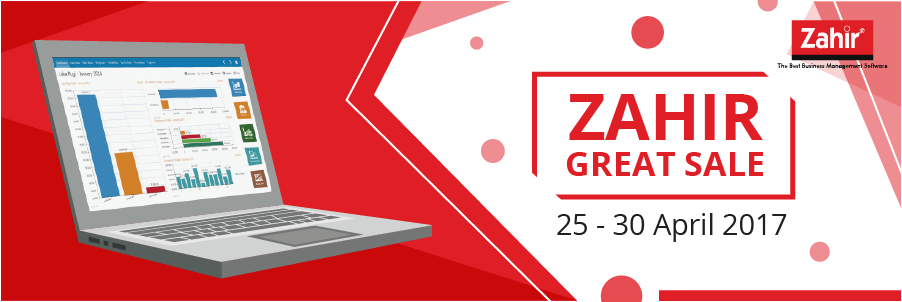 ZAHIR Great Sale