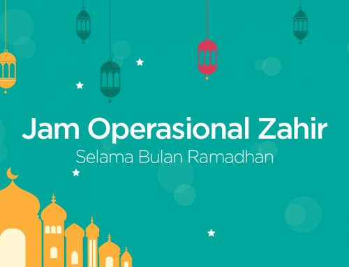 Jam Operasional Puasa Zahir 2019