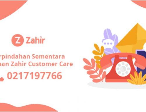 Pengalihan Telepon Customer Care